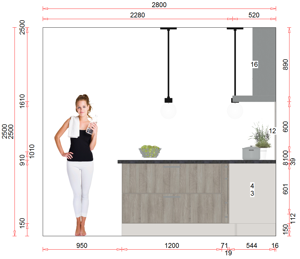 cuisine contemporaine votre cuisiniste 38690 le grand lemps famille s. Black Bedroom Furniture Sets. Home Design Ideas
